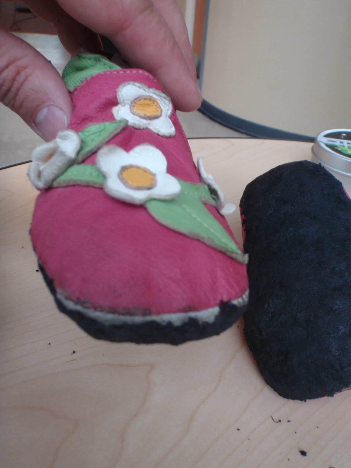 Athens Bouldering Shoes For A Quot Little Foot Quot