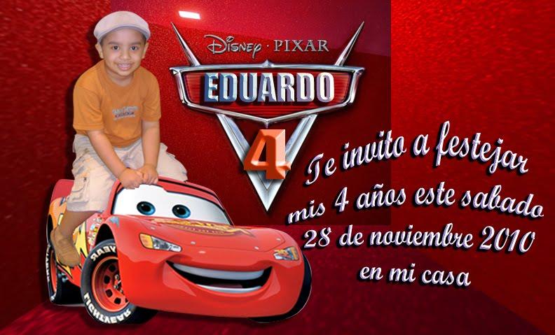 Tarjetas Gratis De Cars Imagui