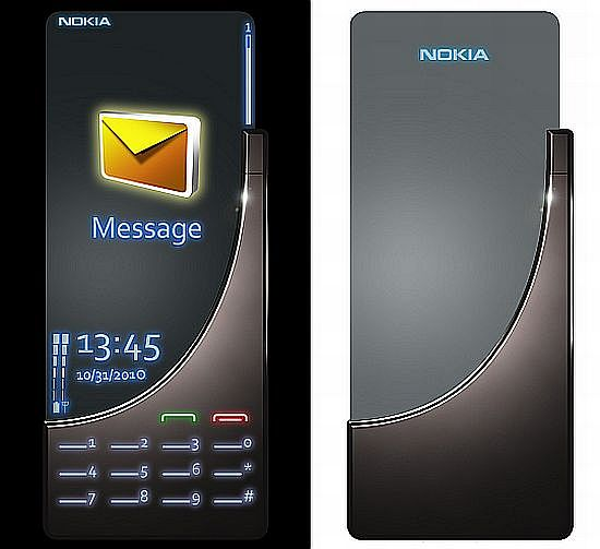 Designer Jim Chan Introduces Its NOKIA 2030 Mobile Gadget