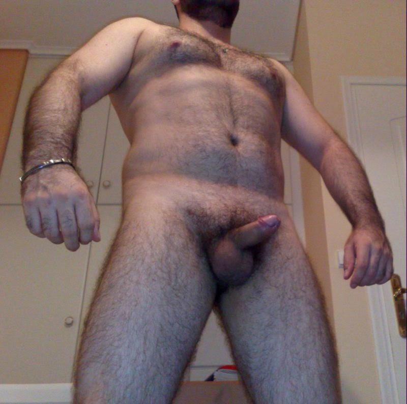 Gay hairy chested jocks