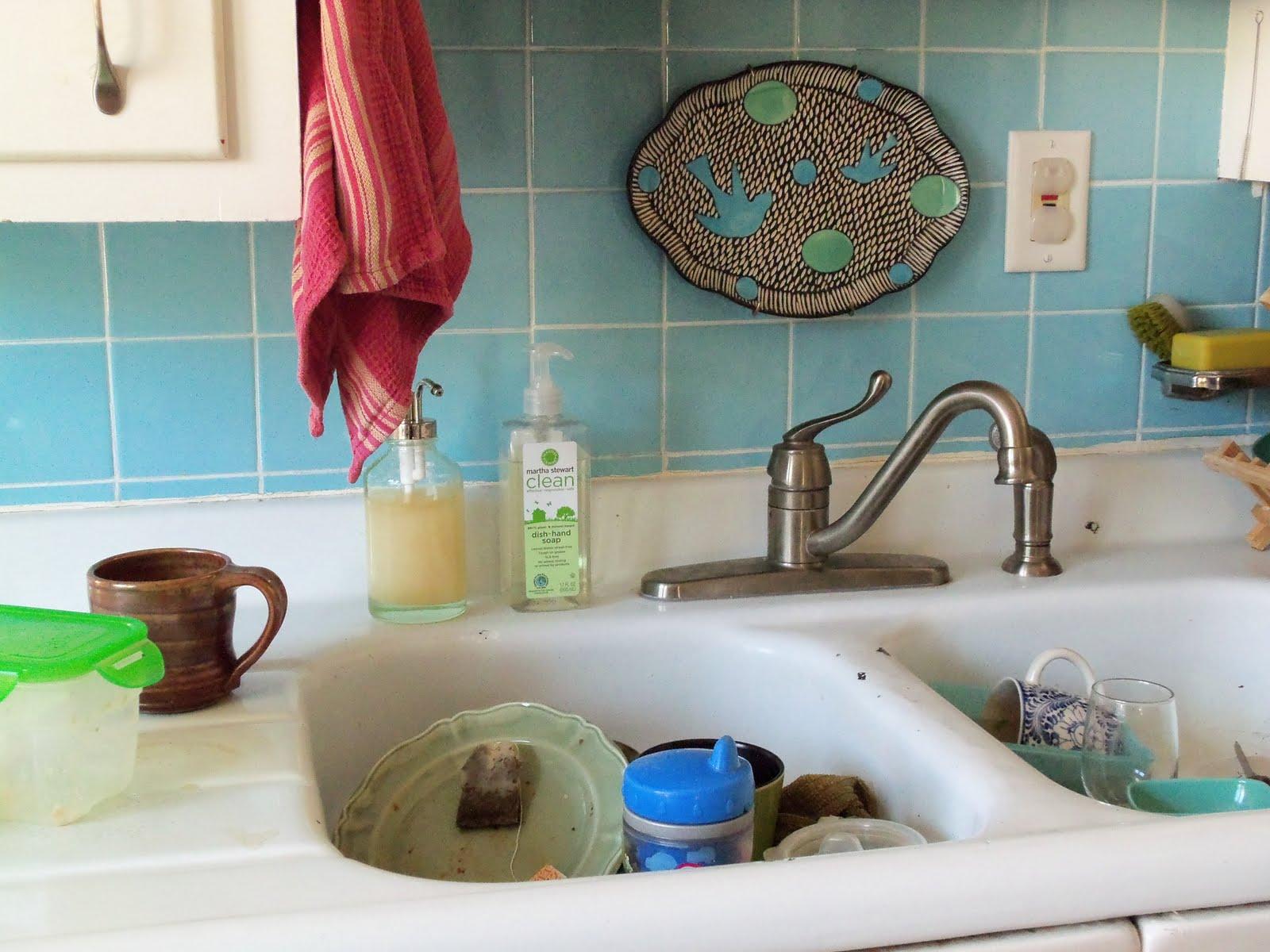 Remodelaholic quick and painless backsplash makeover quick and painless backsplash makeover dailygadgetfo Choice Image