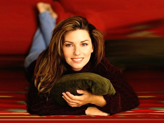 Shania Twain Old Photos : How She Look Then