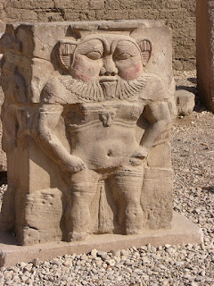 God Bes - Luxor - Dendera Temple