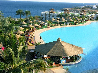Egypt History: The beach tourism and leisure tourism