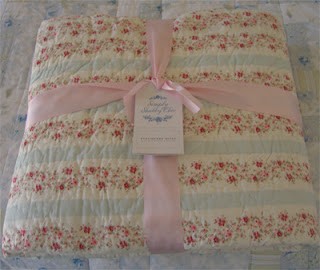 Simply Shabby Chic comforter quilt