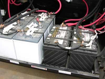 The Rv Doctor Rv Batteries 6 Or 12 Volts That Is
