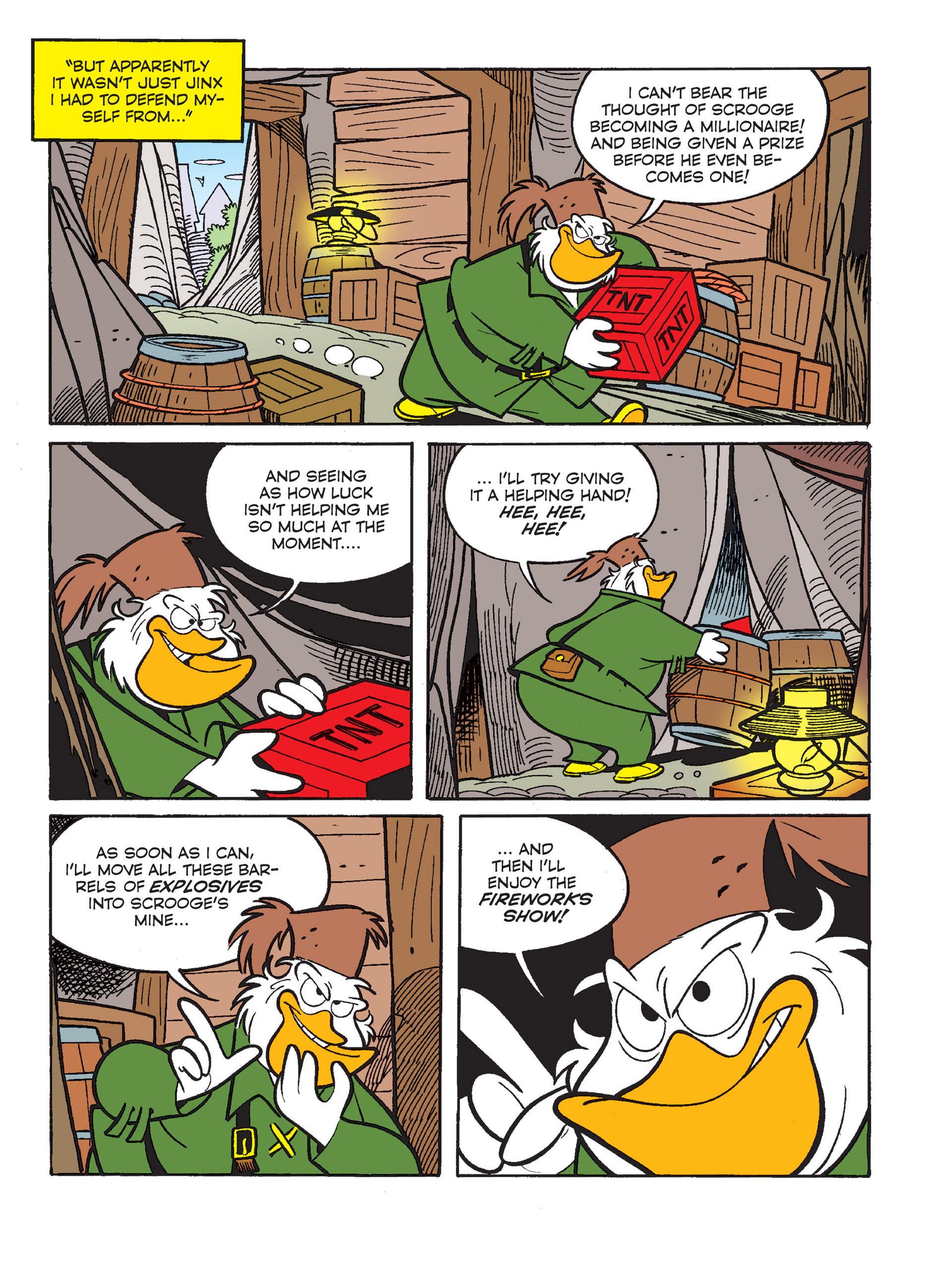 Read online All of Scrooge McDuck's Millions comic -  Issue #1 - 19