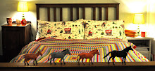 Little House on the Prairie Blanket