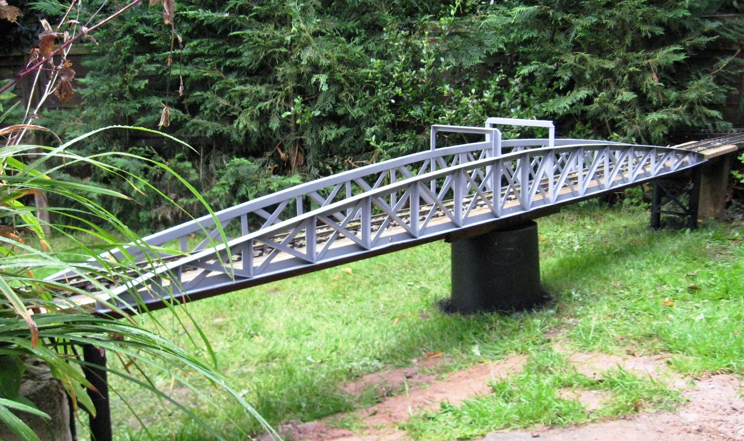 Peckforton Light Railway: How I improved the rail joints on the