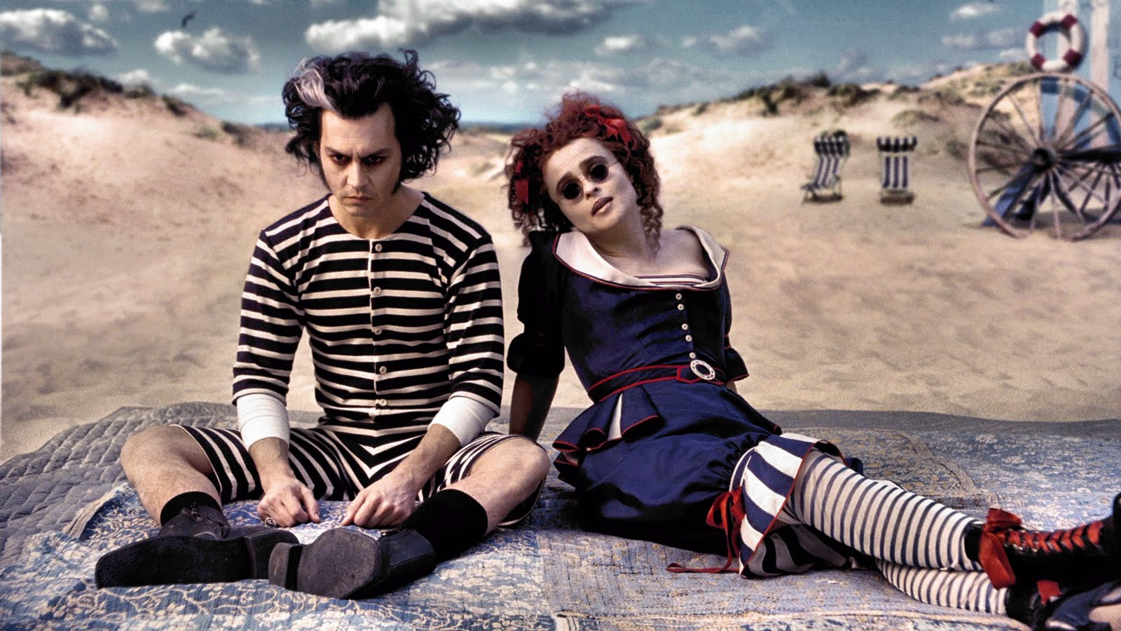 ISN'T IT DELICIOUS!: TIM BURTON'S GRUESOME VISION OF ...