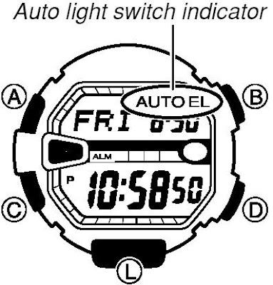 god isnt blogger: G-Shock Auto Light Switch