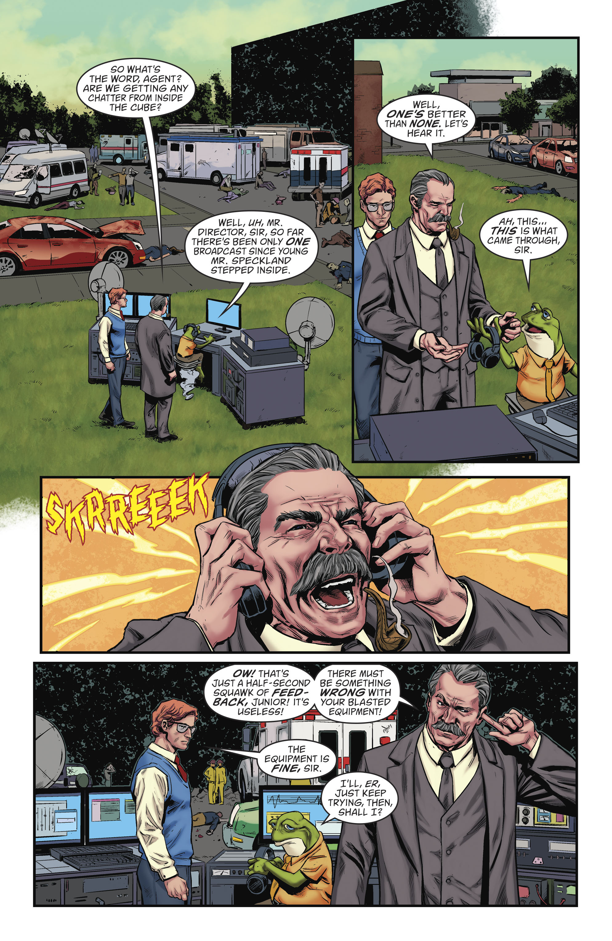 Read online Everafter comic -  Issue #9 - 18