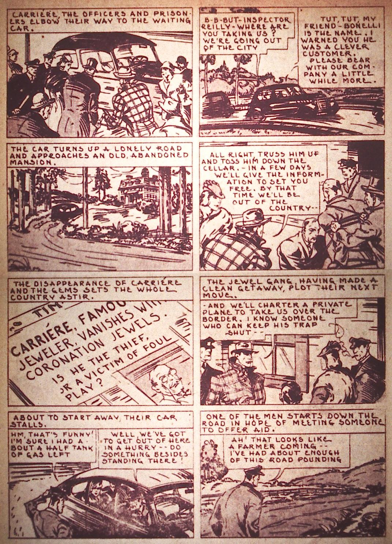 Read online Detective Comics (1937) comic -  Issue #22 - 50
