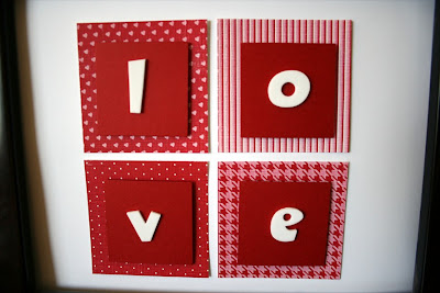 Chic Tags- delightful paper tag **: Valentine Home Decor + A Free ...