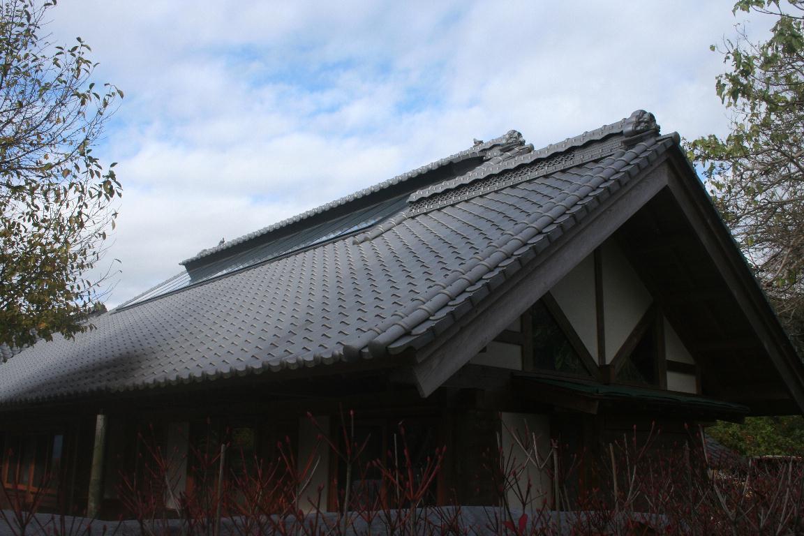 八郷の日々: 屋根鳩 八郷の日々   屋根鳩