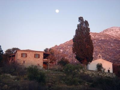 Ιερά Μονή Αγίου Αθανασίου Αλωνίων Σαμοθράκης