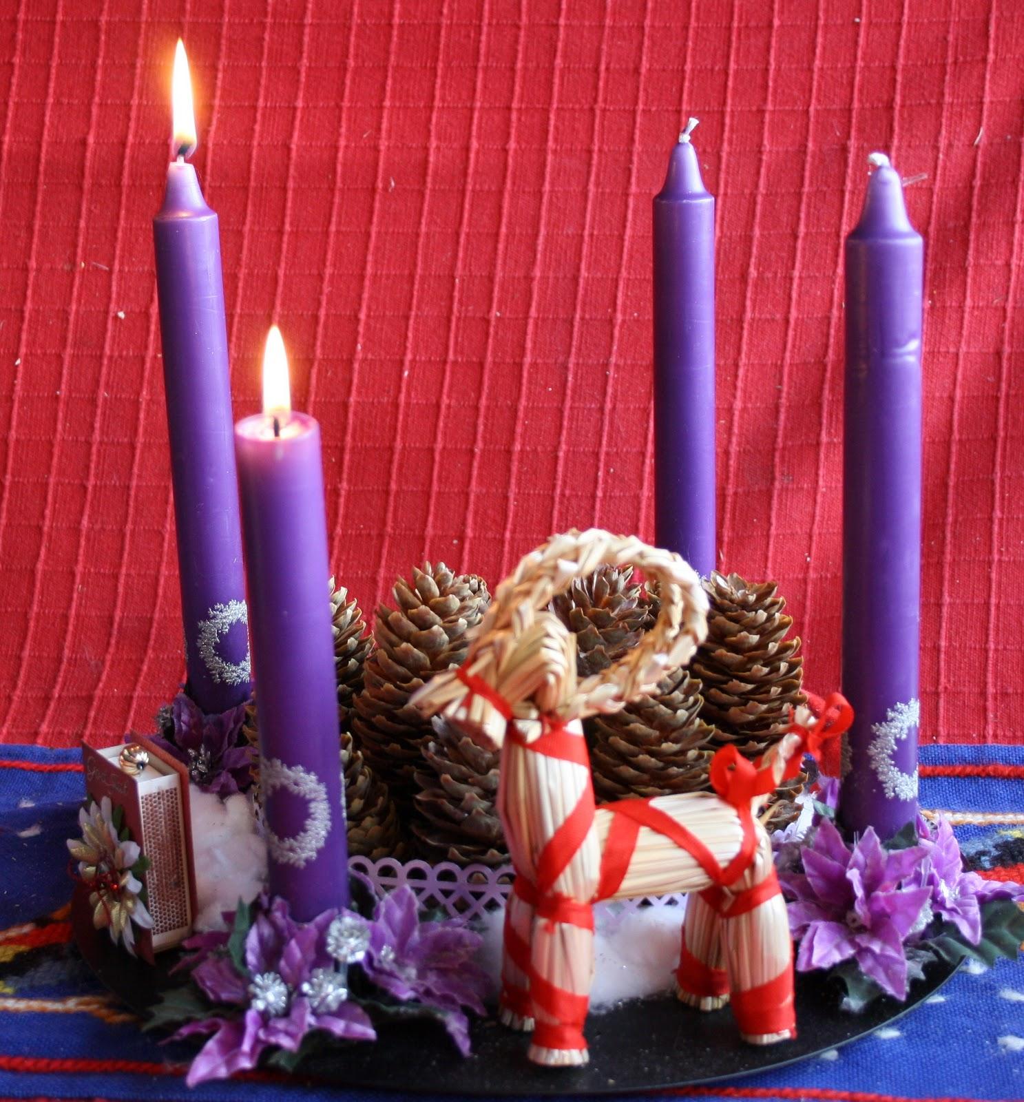 bodils hobbyblogg kalenderpakker vaktkatt og advent. Black Bedroom Furniture Sets. Home Design Ideas