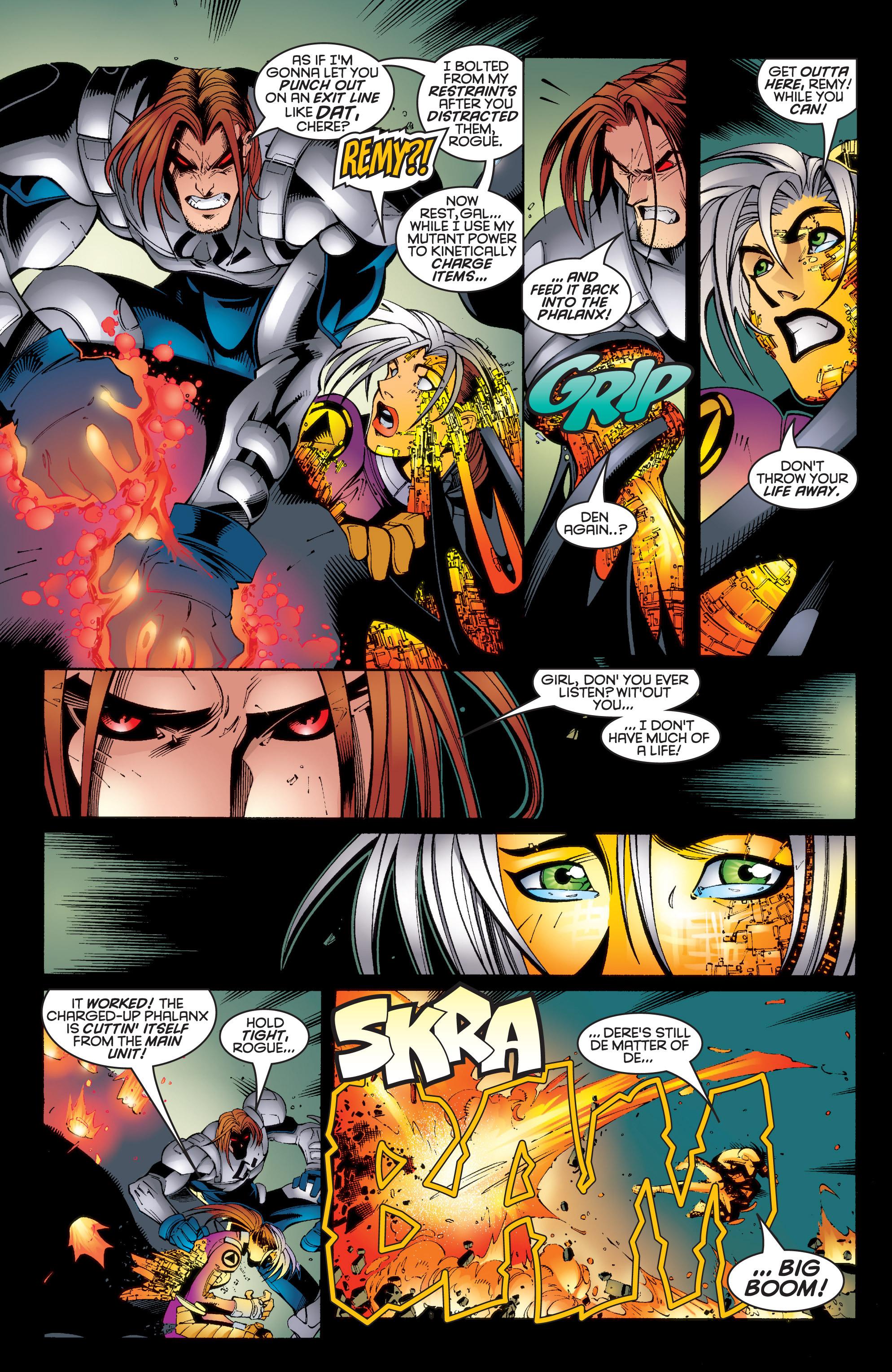 Read online Uncanny X-Men (1963) comic -  Issue #343 - 12
