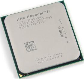 Vic Computer Medan Amd S Phenom Ii X4 965 Black Edition Processor