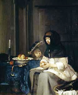 Under The Gables Dutch Domesticity In The Golden Age
