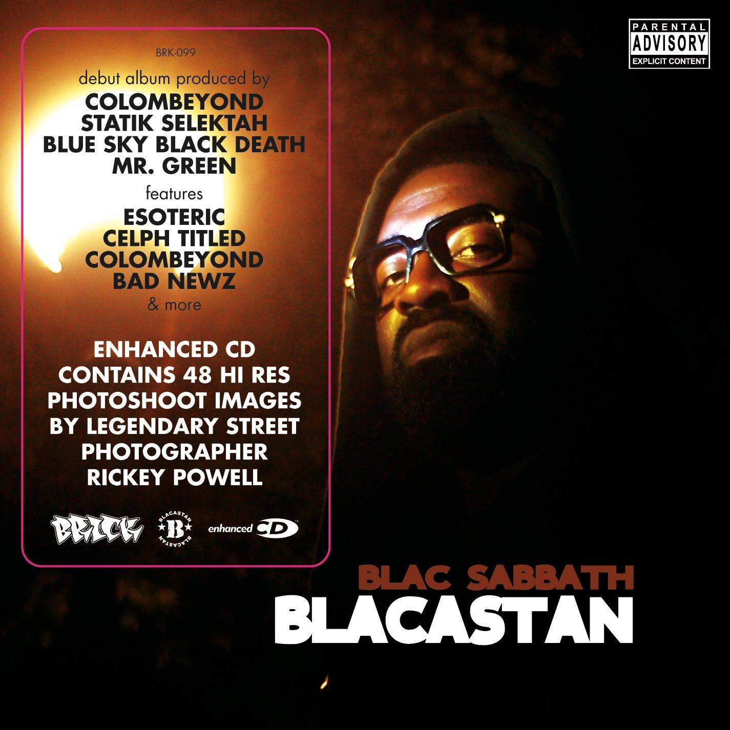 BEATBOX RADIO SHOW: Blacastan - The Dice Life (Plus Blac Sabbath