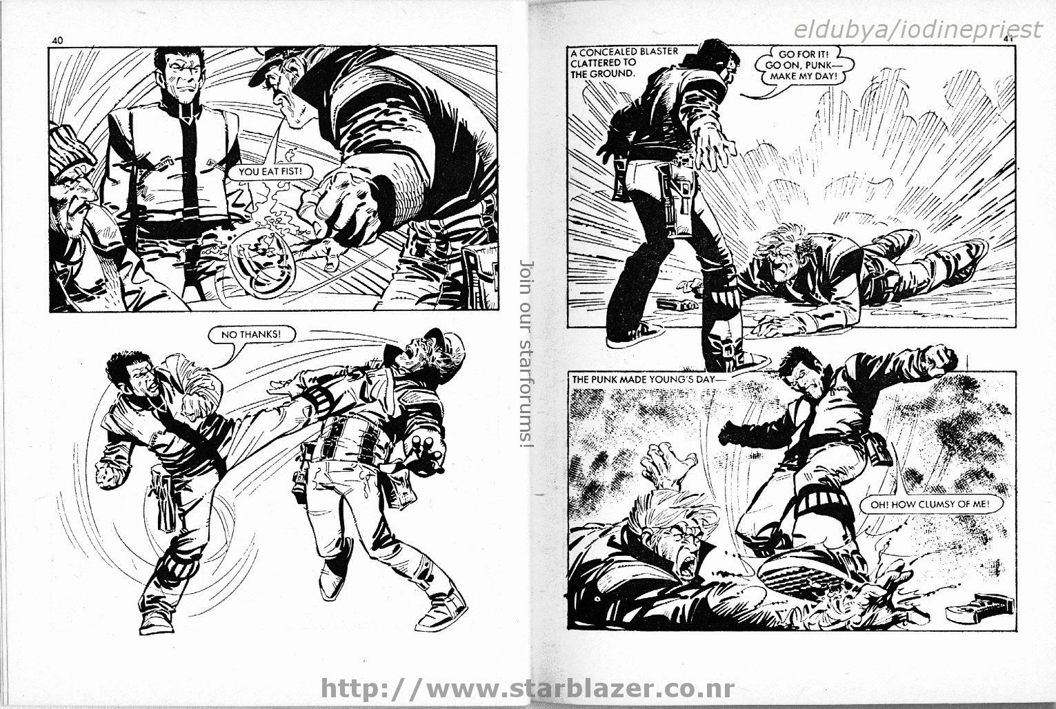 Starblazer issue 165 - Page 22