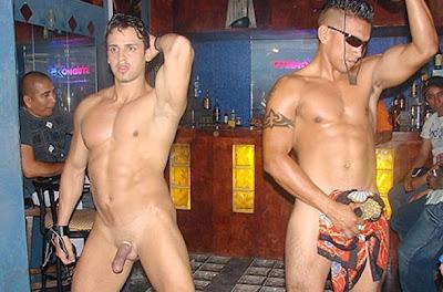 male nude models hard on