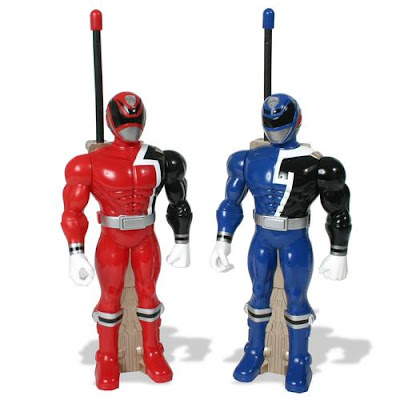 Henshin Grid Colors Chosen For Power Rangers Merchandise