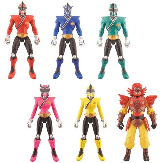 henshin grid finally power rangers samurai 2010 toy pictures released. Black Bedroom Furniture Sets. Home Design Ideas