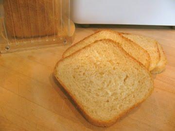 Rita's Recipes: Easy Bread Machine White Bread