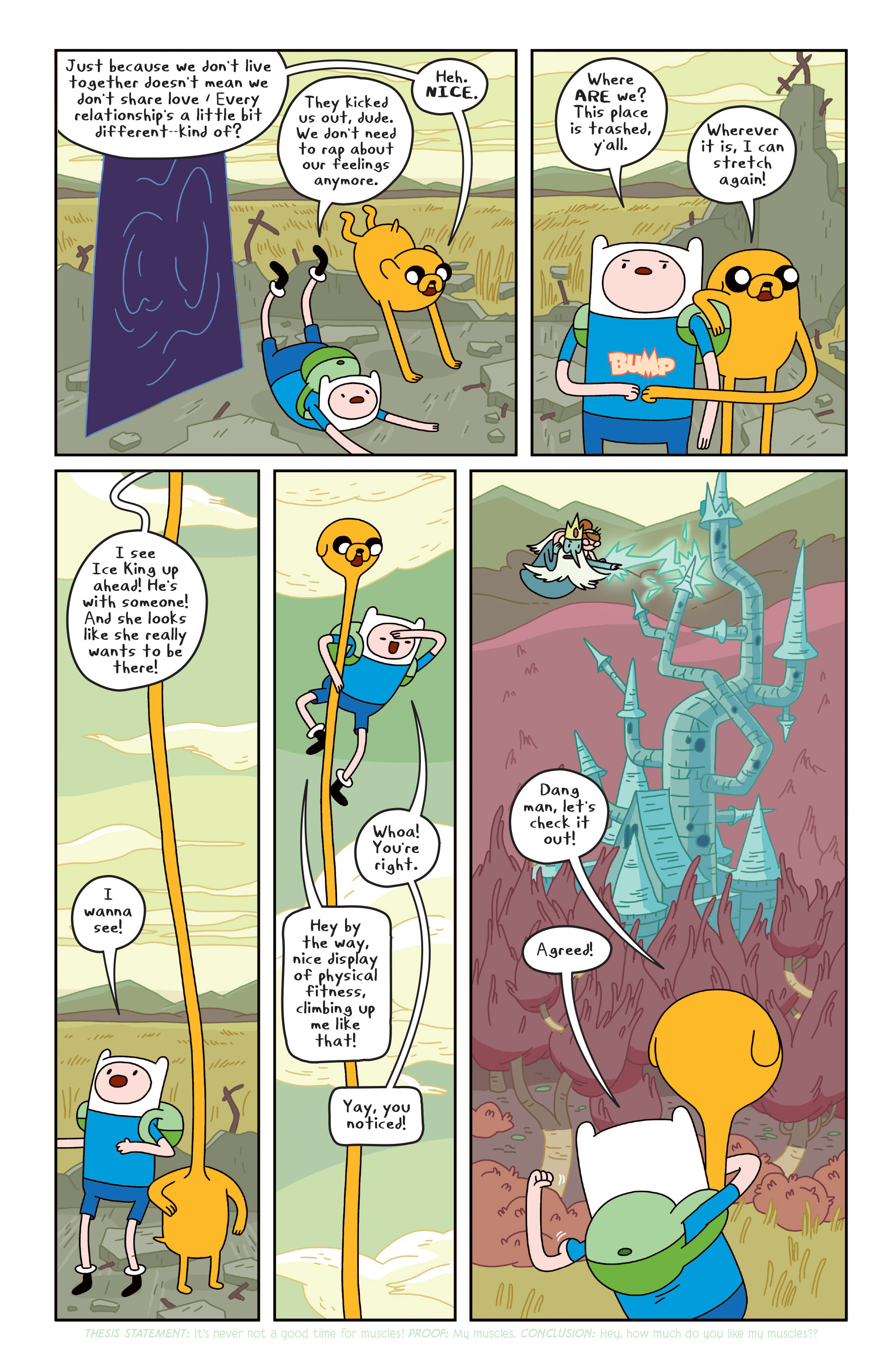 Read online Adventure Time comic -  Issue #Adventure Time _TPB 4 - 86