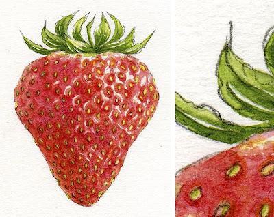 The Print Guide: Removing watercolor paper texture in