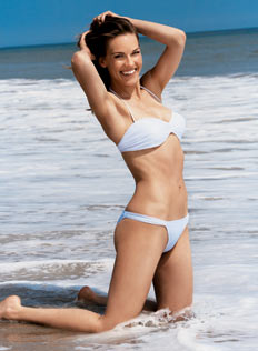 Hilary swank hot bikini