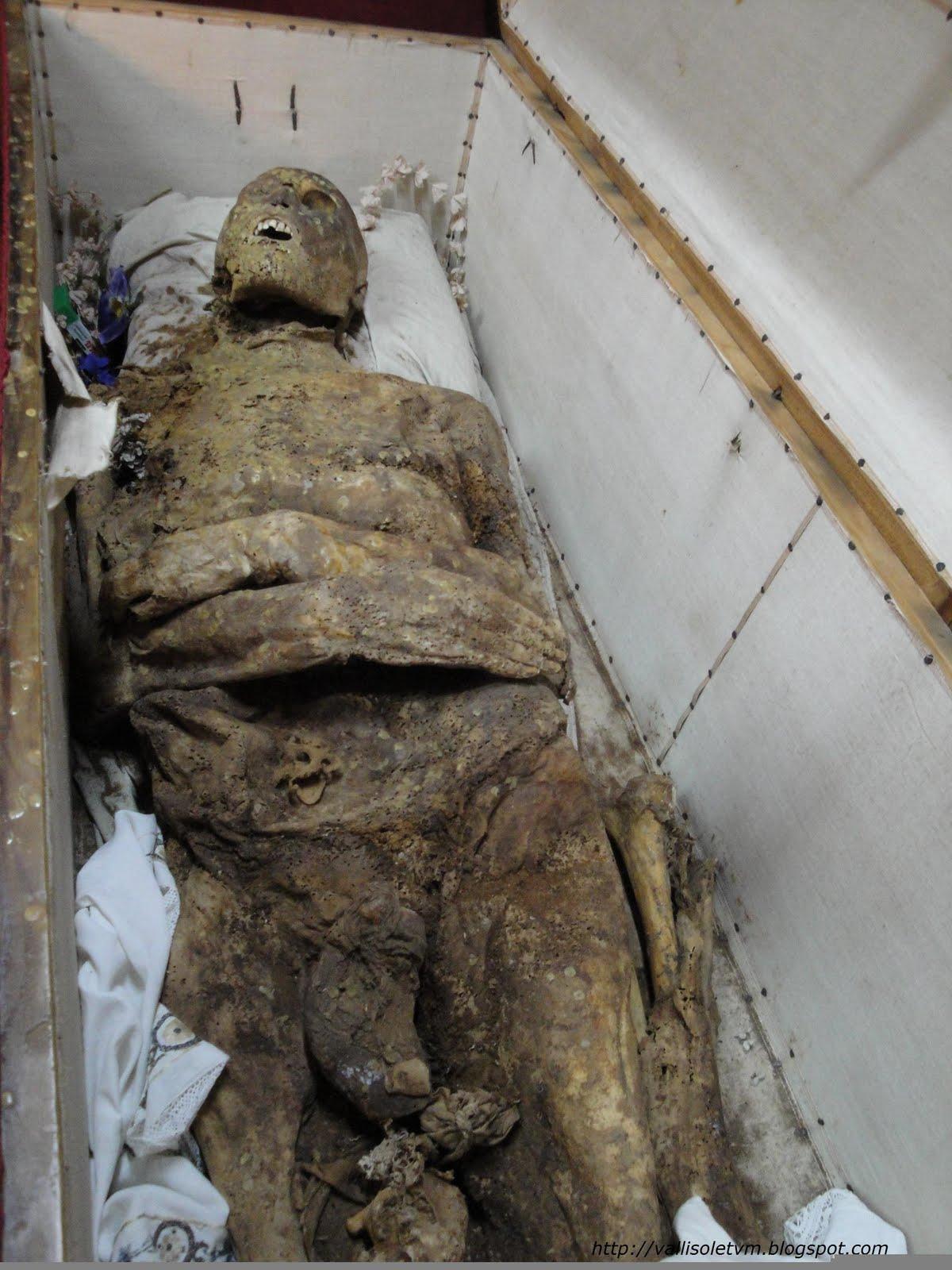 Tres Culturas: La momia del Rey Enrique IV de Castilla