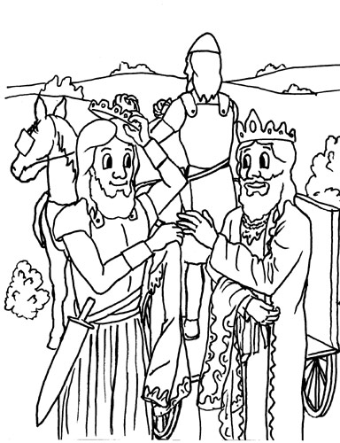 Sekolah Minggu Ceria Mewarnai Cerita Cerita Alkitab Untuk Sekolah Minggu