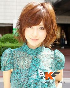 Remarkable Digital Perm Pictures And Information Japanese Perm On Short Hair Short Hairstyles Gunalazisus