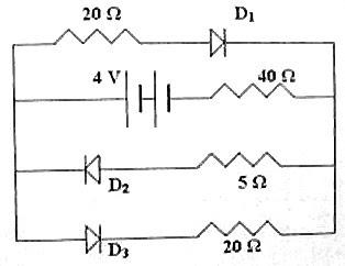 entrancephysics: Electronics- Multiple Choice Questions