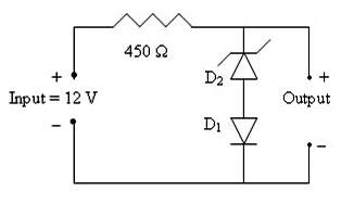 Physicsplus: Two Questions on Zener Diode Voltage Regulators