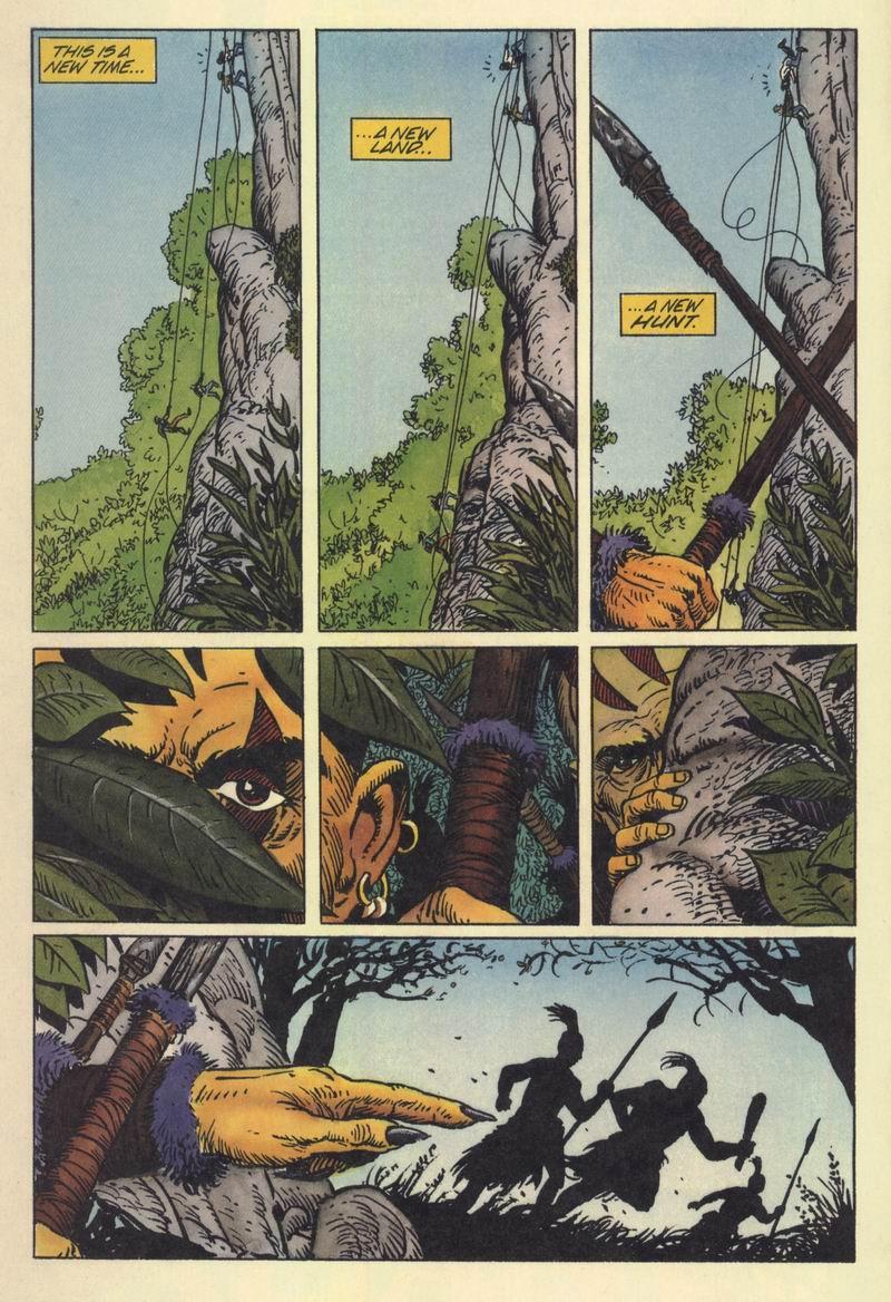 Read online Turok, Dinosaur Hunter (1993) comic -  Issue #7 - 16