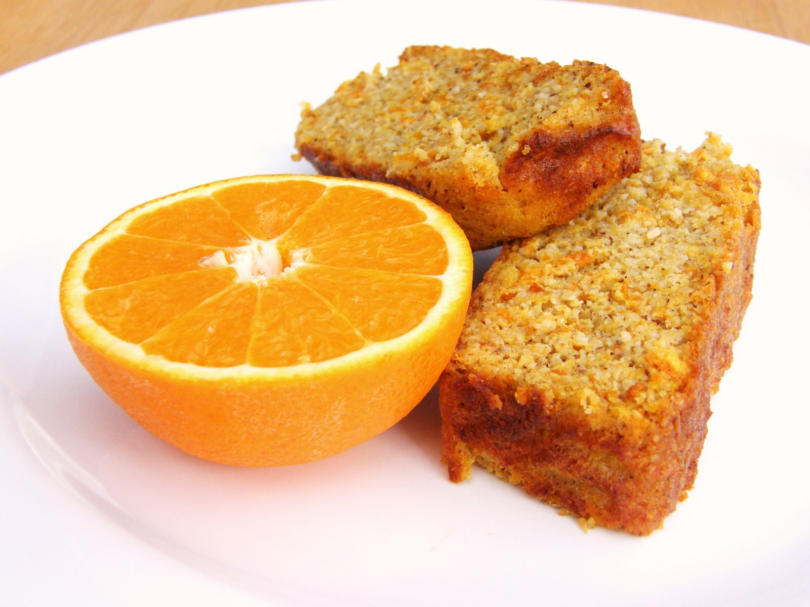 Orange & Brazil Nut Loaf - Tinned Tomatoes