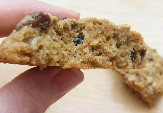 Scottish Flapjack Cookies