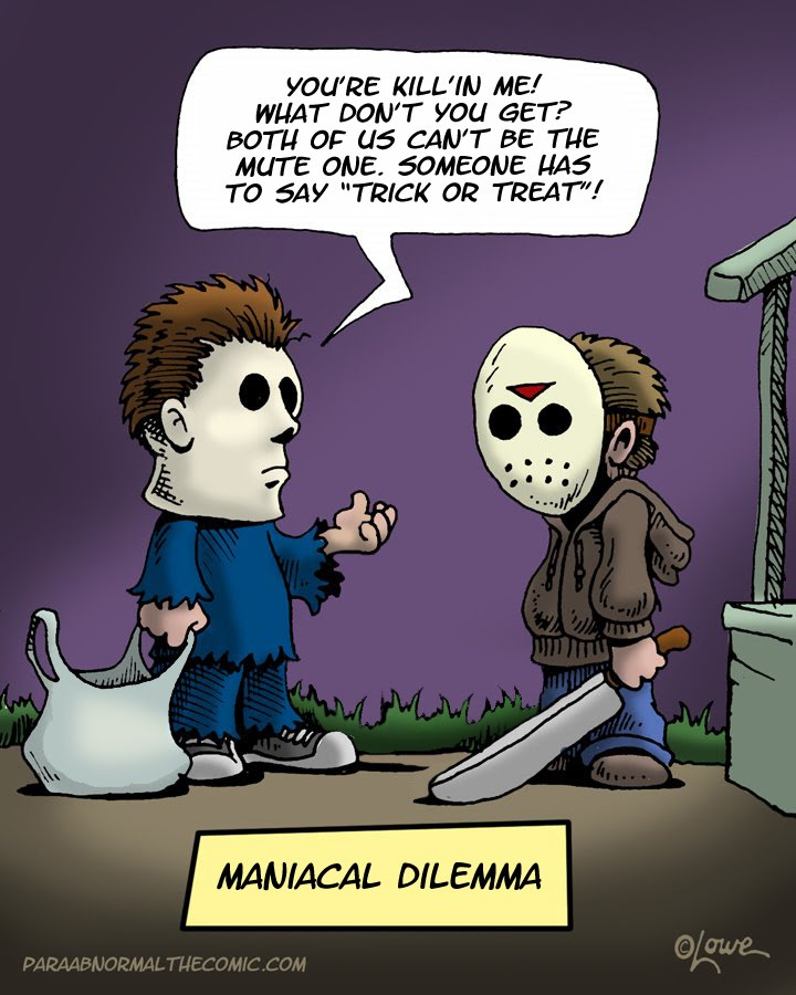 DAVE LOWE DESIGN the Blog: Happy Friday the 13th!