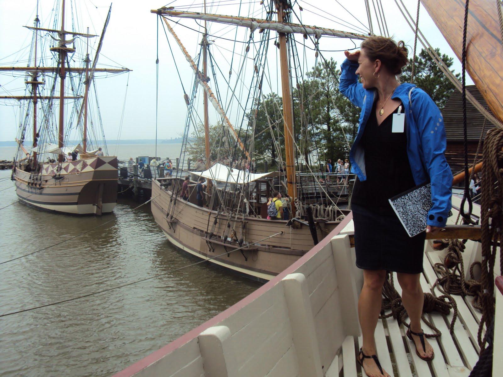 Virginia S Historic Triangle Jamestown Settlement