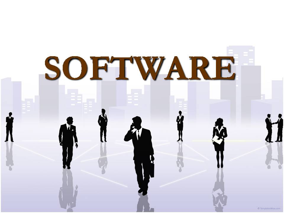 relationship of hardware software and peopleware