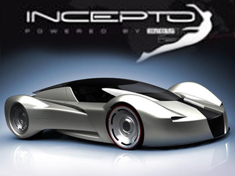 Incepto Sports Cars Concept By Azerbaijani Designer Samir