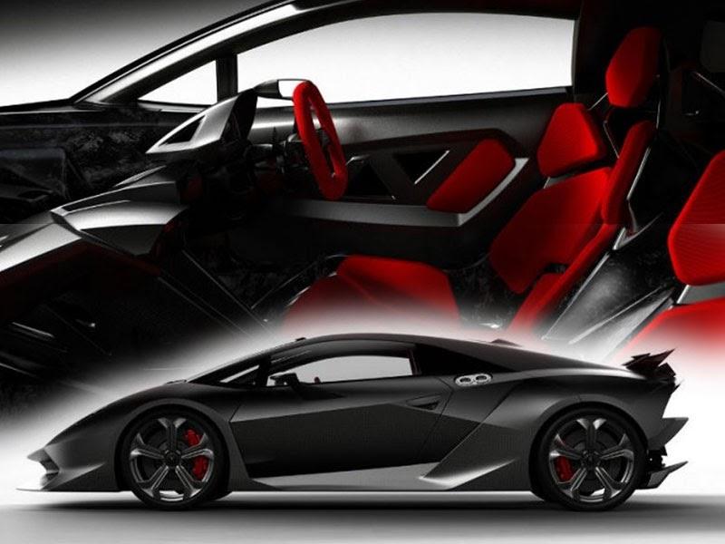 Concept Cars 2000 Lamborghini Sesto Elemento Concept Cars