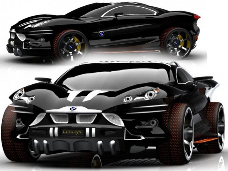 Bmw Sport Car New Bmw Sport Cars X9 Concept