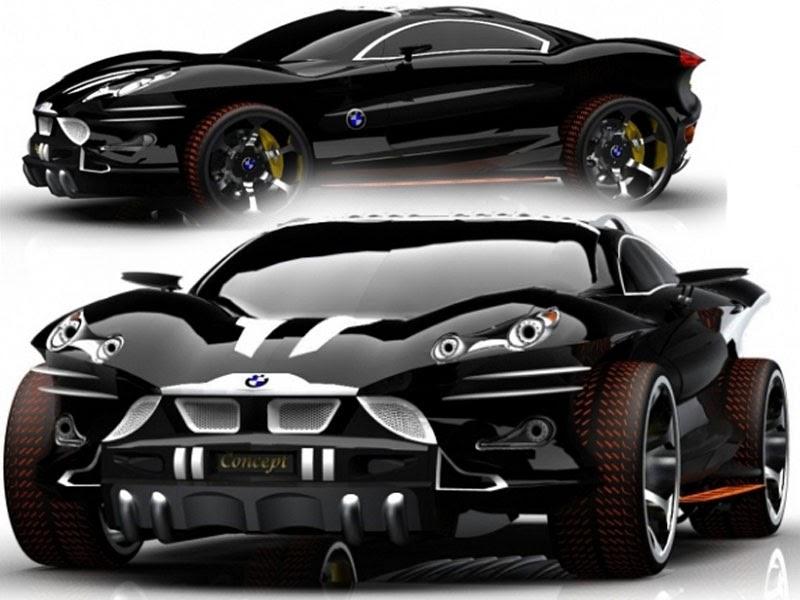 BMW Sport Cars X9 By Khalfi Oussama