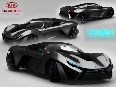 Auto Car New And Classic Kia Super Sport Cars Proport To The Fan Of