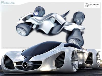 2010 Mercedes Benz Sport Cars Biome Concept